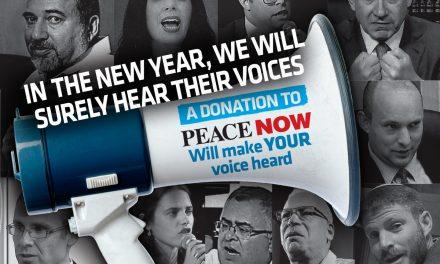 Mettre la paix à l'ordre du jour avant les élections
