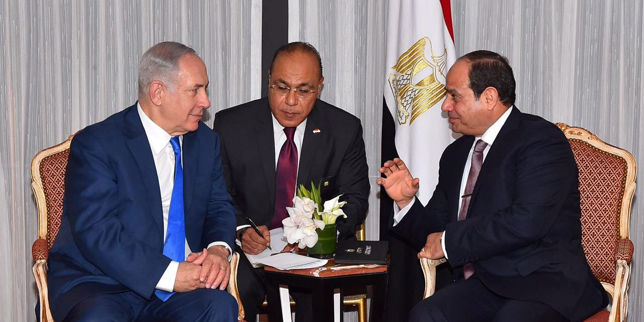 Les répercussions de l'annexion unilatérale sur les relations d'Israël avec l'Égypte