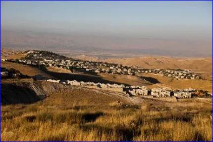 OPINION : ISRAEL, PALESTINE, ANNEXION