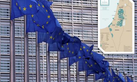 L'annexion prévue éloigne Israël de l'Europe