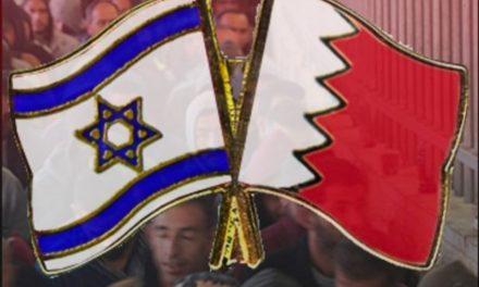 Au suivant…? Et pourquoi pas avec les Palestiniens !