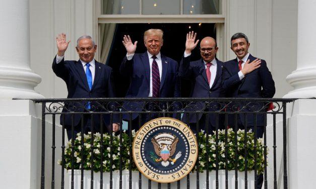 Le triangle amoureux qui a engendré l'accord de paix au Moyen-Orient sous l'égide de Trump