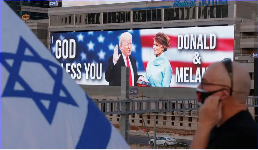 Trump étrille Biden devant les Israéliens, mettant en évidence une profonde division avec les Juifs américains
