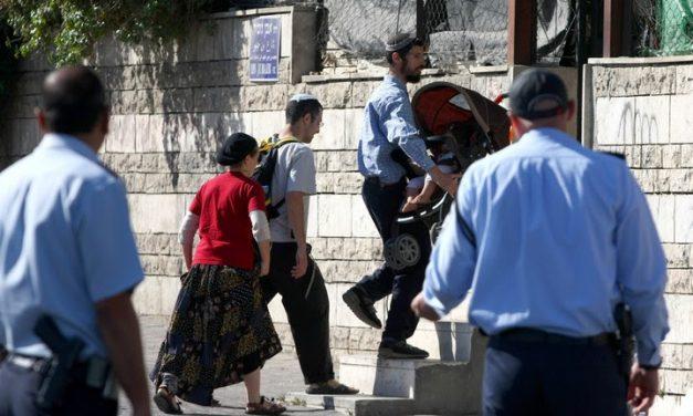 Une ville, deux lois : l'une pour les Juifs et l'autre pour les Palestiniens