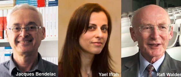 """L'après Covid en Israël : bilan et défis"" ConférenceZooJCall/ LPM  mercredi 28 avril à 19h."