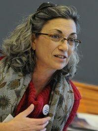 """NAVA HEFETZ, Rabbine, membre de l'ONG """"Rabbis for Human Rights"""" en Israël : """"Quel avenir pour les droits humains en Israël ?"""""""
